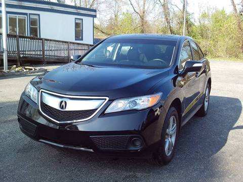 2013 Acura RDX for sale at CARFIRST ABERDEEN in Aberdeen MD