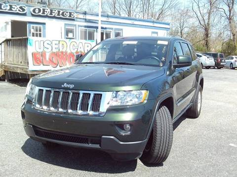 2011 Jeep Grand Cherokee for sale at CARFIRST ABERDEEN in Aberdeen MD