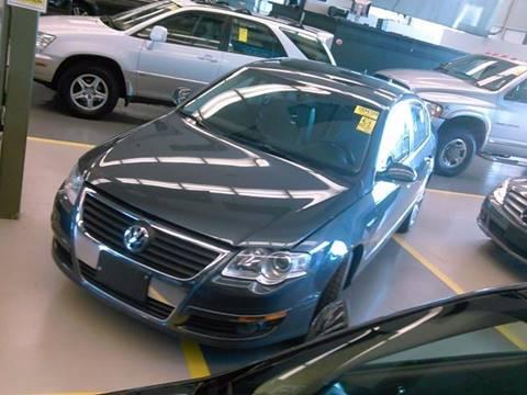 2010 Volkswagen Passat for sale at CARFIRST ABERDEEN in Aberdeen MD
