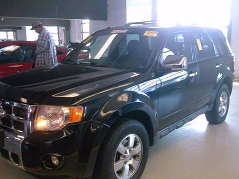 2010 Ford Escape for sale at CARFIRST ABERDEEN in Aberdeen MD