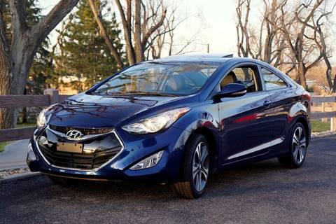 2013 Hyundai Elantra for sale at CARFIRST ABERDEEN in Aberdeen MD
