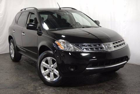 2007 Nissan Murano for sale at CARFIRST ABERDEEN in Aberdeen MD