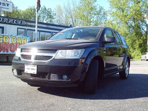 2009 Dodge Journey for sale at CARFIRST ABERDEEN in Aberdeen MD
