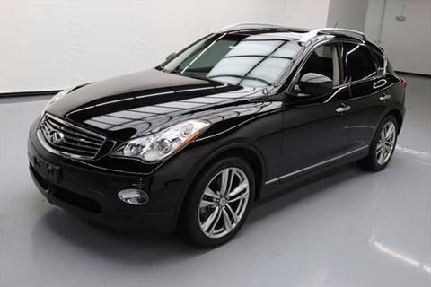 2011 Infiniti EX35 for sale at CARFIRST ABERDEEN in Aberdeen MD