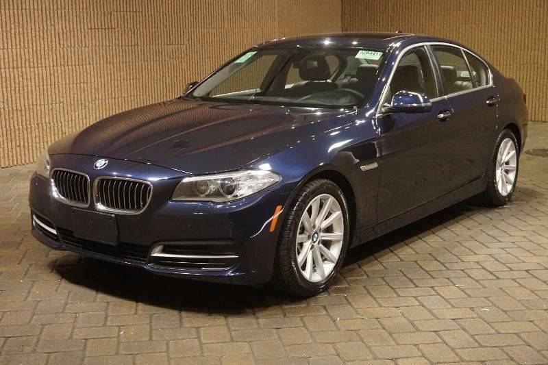 2014 BMW 5 Series for sale at CARFIRST ABERDEEN in Aberdeen MD