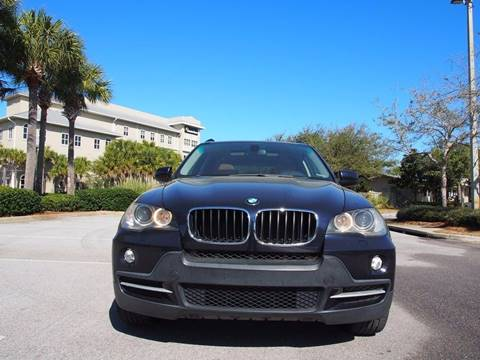 2008 BMW X5 for sale at CARFIRST ABERDEEN in Aberdeen MD
