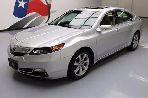 2012 Acura TL for sale at CARFIRST ABERDEEN in Aberdeen MD