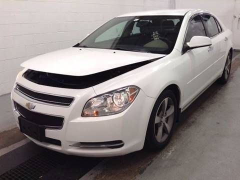 2012 Chevrolet Malibu for sale at CARFIRST ABERDEEN in Aberdeen MD