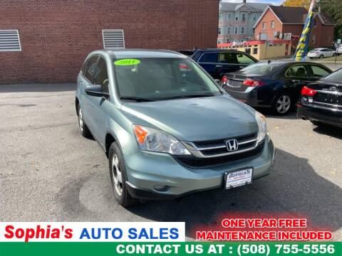 2011 Honda CR-V for sale in Worcester, MA