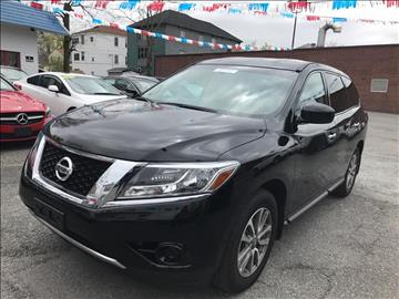 2014 Nissan Pathfinder for sale in Worcester, MA