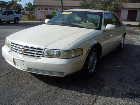 2000 Cadillac Seville for sale in Dunedin, FL