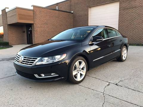2013 Volkswagen CC for sale in Fraser, MI