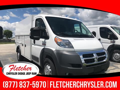 2017 RAM ProMaster Cutaway Chassis for sale in Franklin, IN