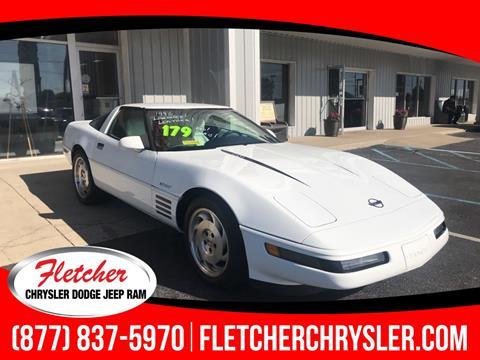 1993 Chevrolet Corvette for sale in Franklin, IN
