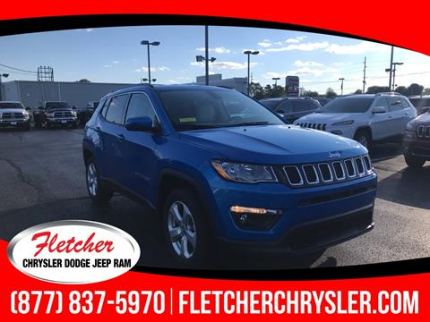 2018 Jeep Compass for sale in Franklin, IN