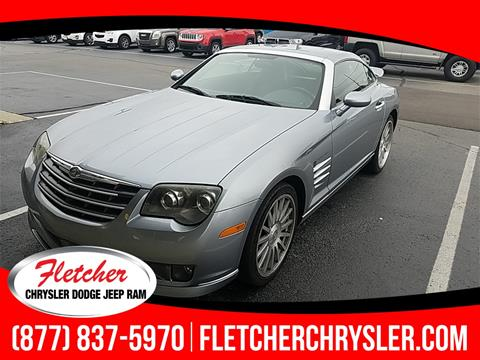 2005 Chrysler Crossfire SRT-6 for sale in Franklin, IN