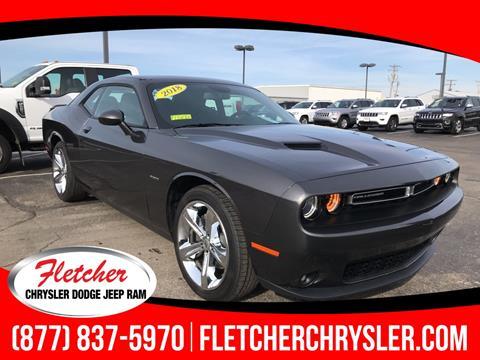 2018 Dodge Challenger for sale in Franklin, IN