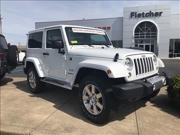 2016 Jeep Wrangler for sale in Franklin, IN