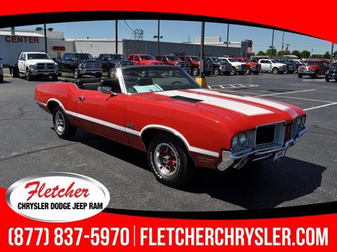 1971 Oldsmobile n/a for sale in Franklin, IN