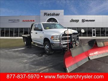 2013 RAM Ram Chassis 3500 for sale in Franklin, IN