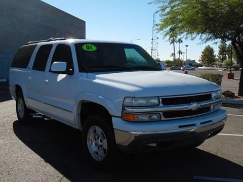 2001 Chevrolet Suburban for sale in Phoenix, AZ
