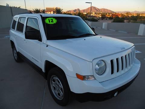 2012 Jeep Patriot for sale in Phoenix, AZ