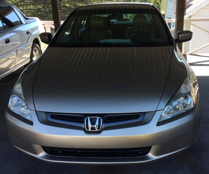 2005 Honda Accord for sale at Swep's Auto Sales in Factoryville PA