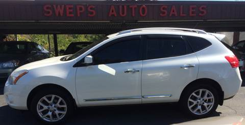 2011 Nissan Rogue for sale at Swep's Auto Sales in Factoryville PA