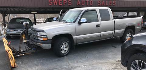 2000 Chevrolet Silverado 1500 For Sale In Factoryville Pa