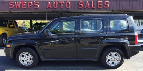 2010 Jeep Patriot for sale in Factoryville PA