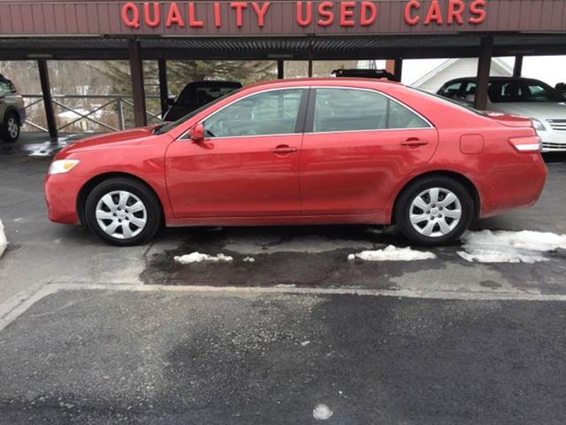 2010 Toyota Camry for sale at Swep's Auto Sales in Factoryville PA