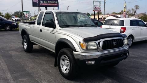 2004 Toyota Tacoma for sale in Kissimmee, FL