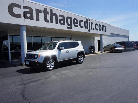 2017 Jeep Renegade for sale in Carthage MO