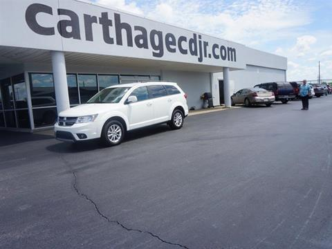 2017 Dodge Journey for sale in Carthage MO