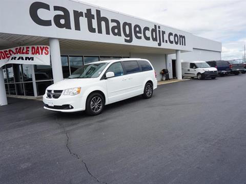 2017 Dodge Grand Caravan for sale in Carthage, MO