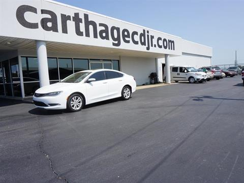 2015 Chrysler 200 for sale in Carthage MO