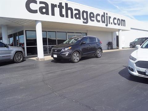 2014 Kia Sportage for sale in Carthage MO