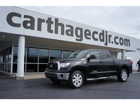 2010 Toyota Tundra for sale in Carthage, MO