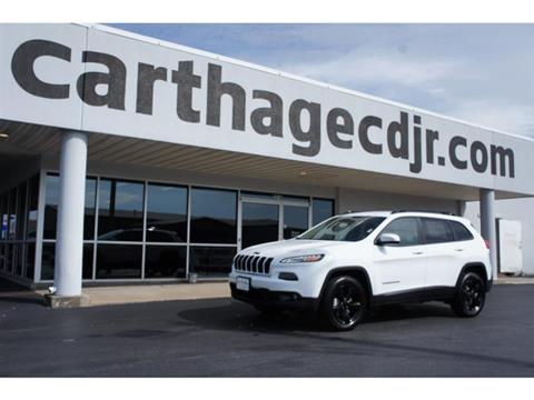 2018 Jeep Cherokee for sale in Carthage MO