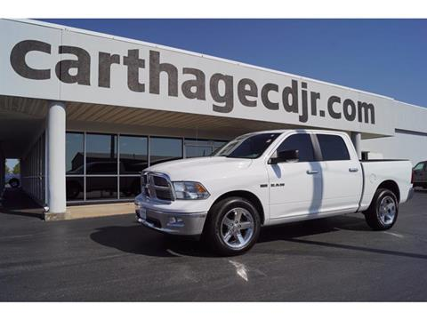 2010 Dodge Ram Pickup 1500 for sale in Carthage MO