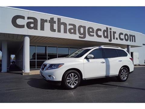 2013 Nissan Pathfinder for sale in Carthage MO