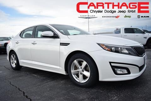 2015 Kia Optima for sale in Carthage, MO