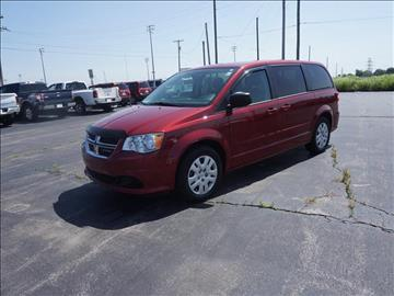 2016 Dodge Grand Caravan for sale in Carthage, MO