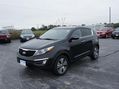 2015 Kia Sportage for sale in Carthage MO