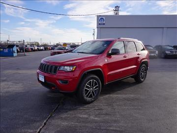2017 Jeep Grand Cherokee for sale in Carthage, MO