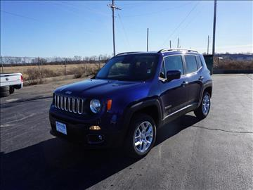 2017 Jeep Renegade for sale in Carthage, MO