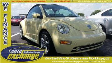 2004 Volkswagen New Beetle for sale in Kissimmee, FL