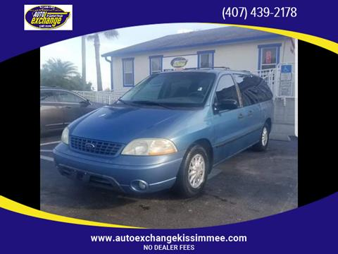 2002 Ford Windstar for sale in Kissimmee, FL