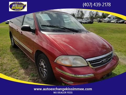 1999 Ford Windstar for sale in Kissimmee, FL
