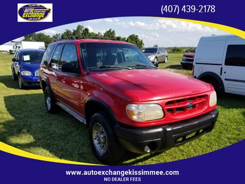 1999 Ford Explorer for sale in Kissimmee, FL